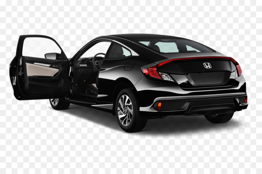 2 Door Honda Civic Clipart 2017 Car