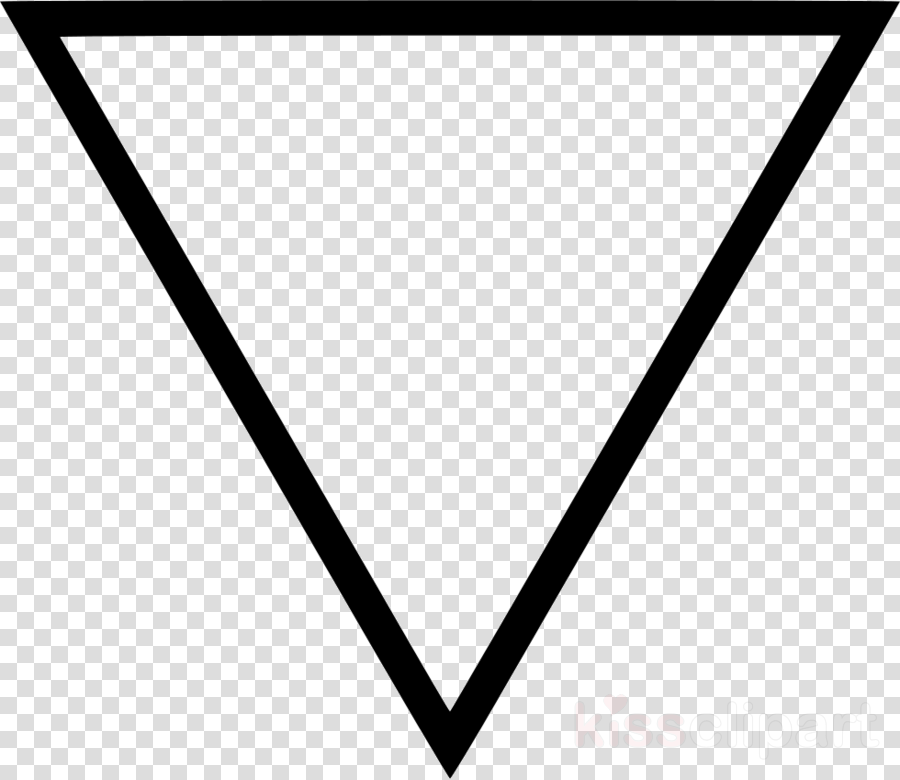 Upside Down Triangle Meaning >> Triangle Black Text Transparent Png Image Clipart Free Download