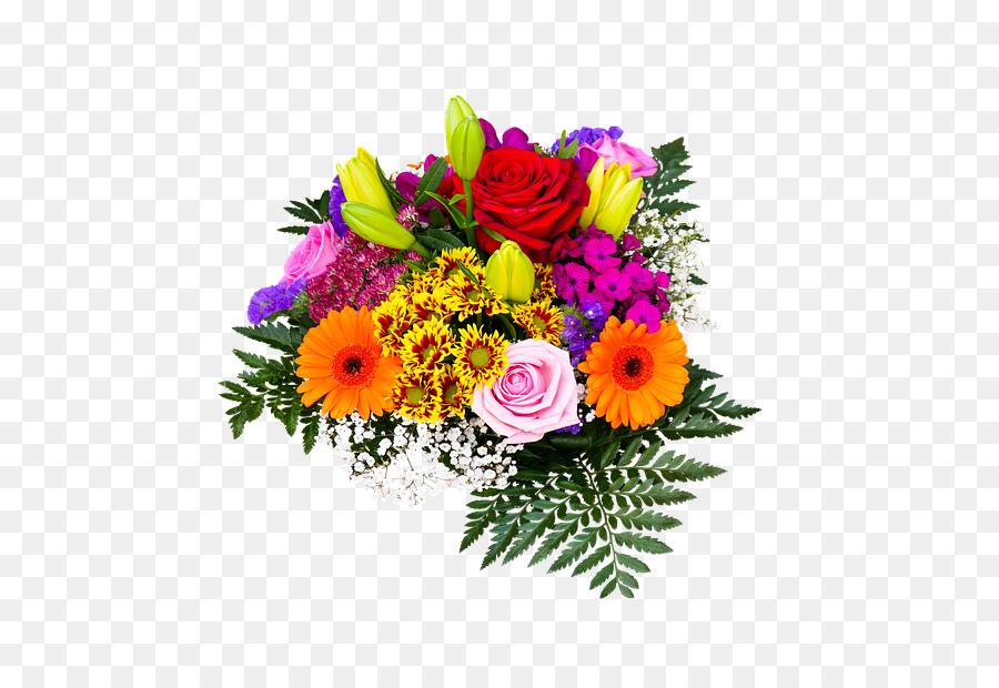 туган кунге тилек clipart Flower bouquet