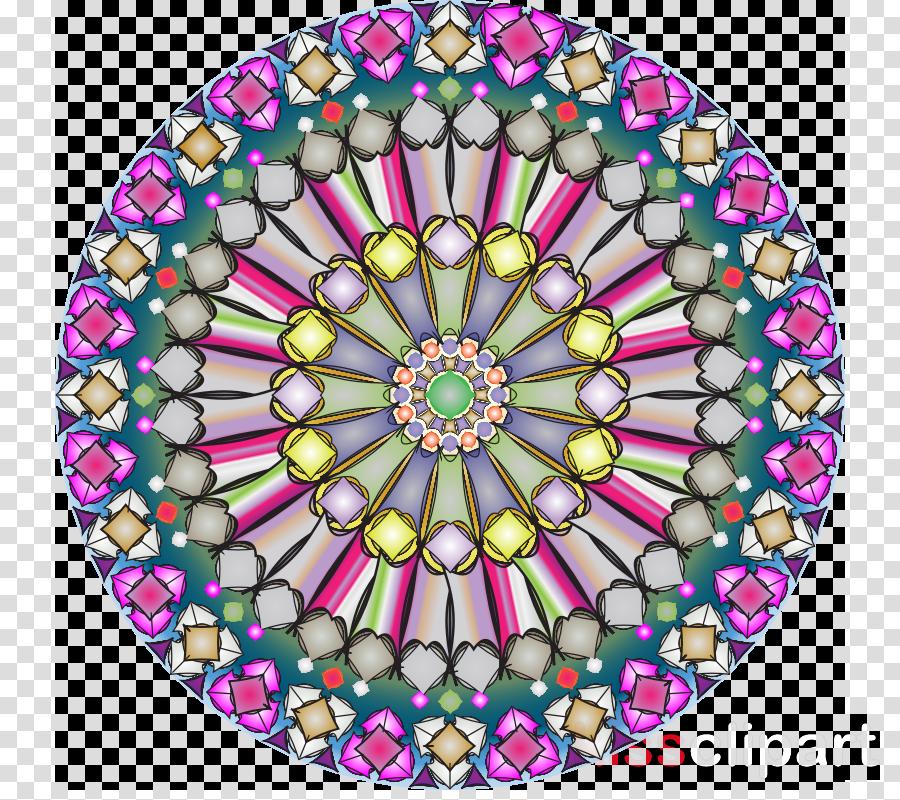 geometric mandala clipart Mandala Clip art