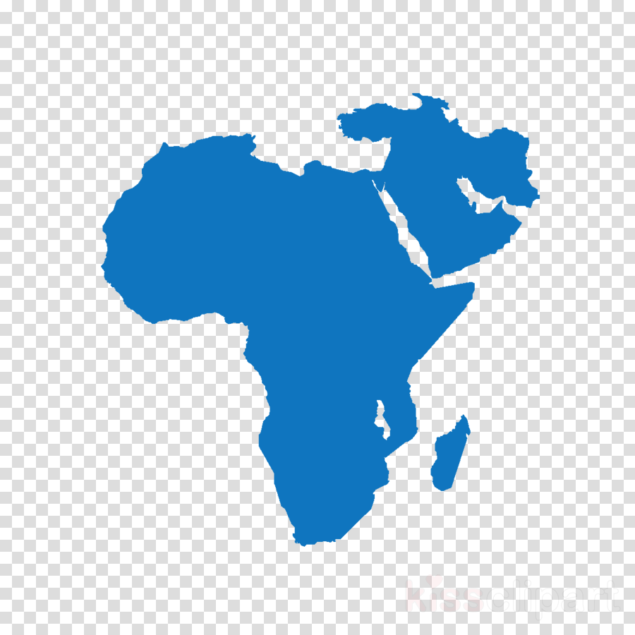 North Africa World Map.Map Blue Silhouette Transparent Png Image Clipart Free Download