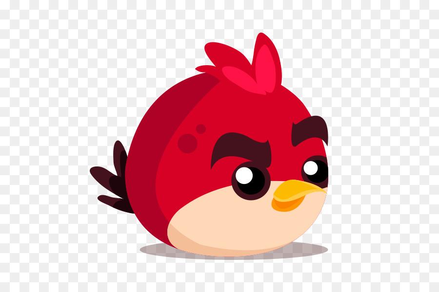 Angry Bird Clipart Bird Drawing Red Transparent Clip Art