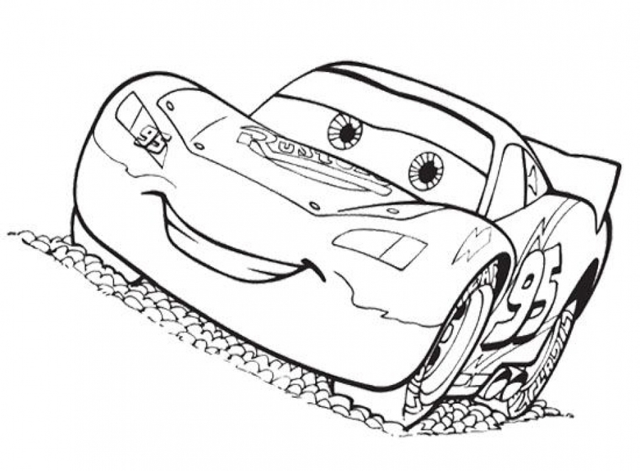 Download cars coloring pages clipart Lightning McQueen Car Mater ...