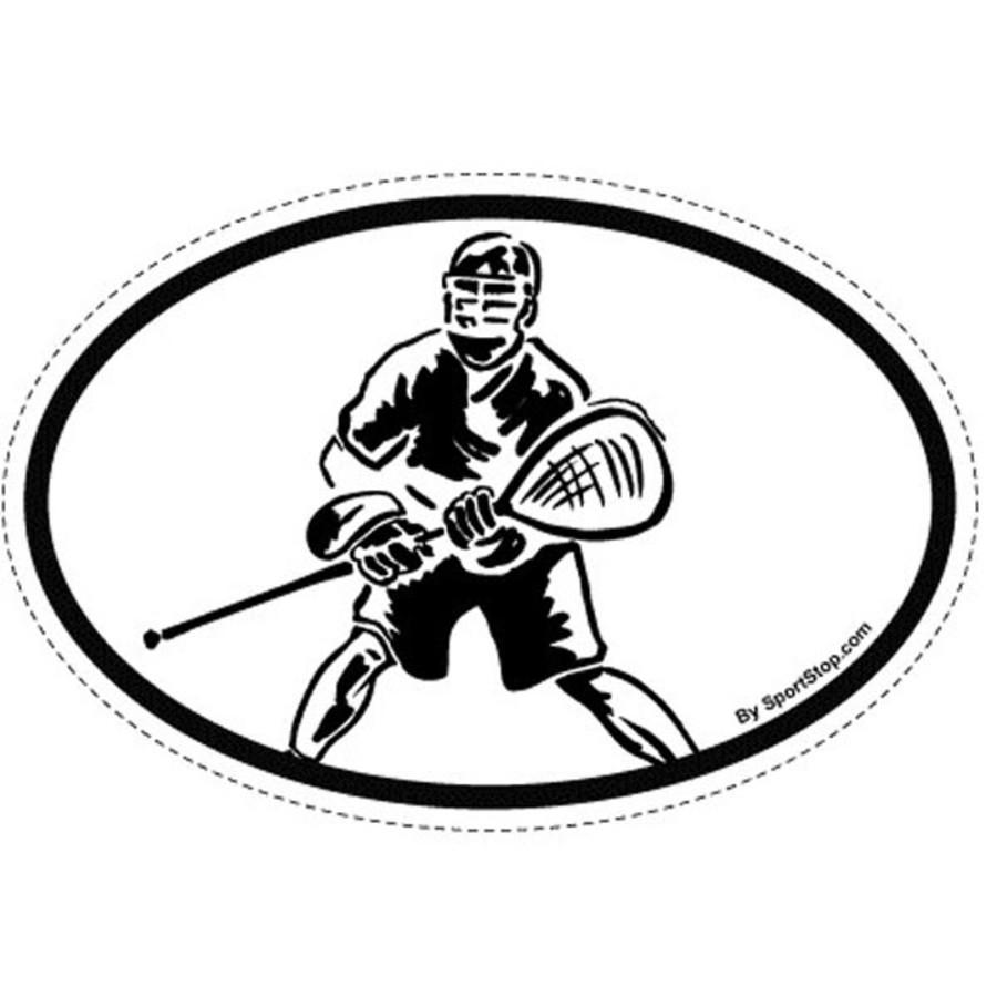 Lacrosse clipart Lacrosse Goalkeeper Clip art