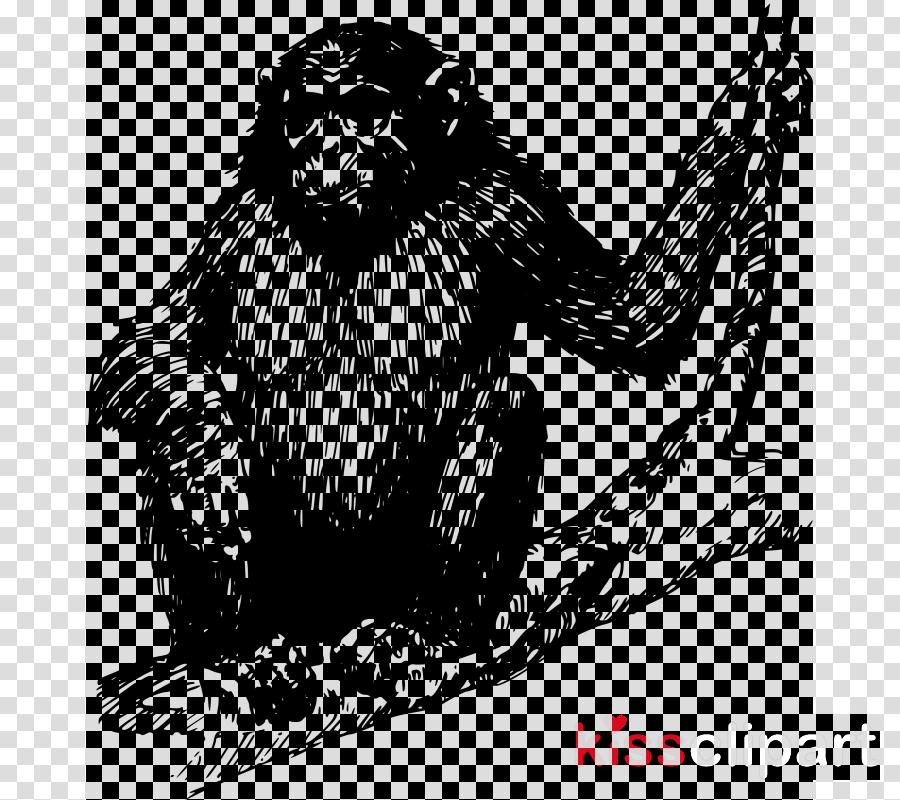 apes clipart Gorilla Chimpanzee Clip art