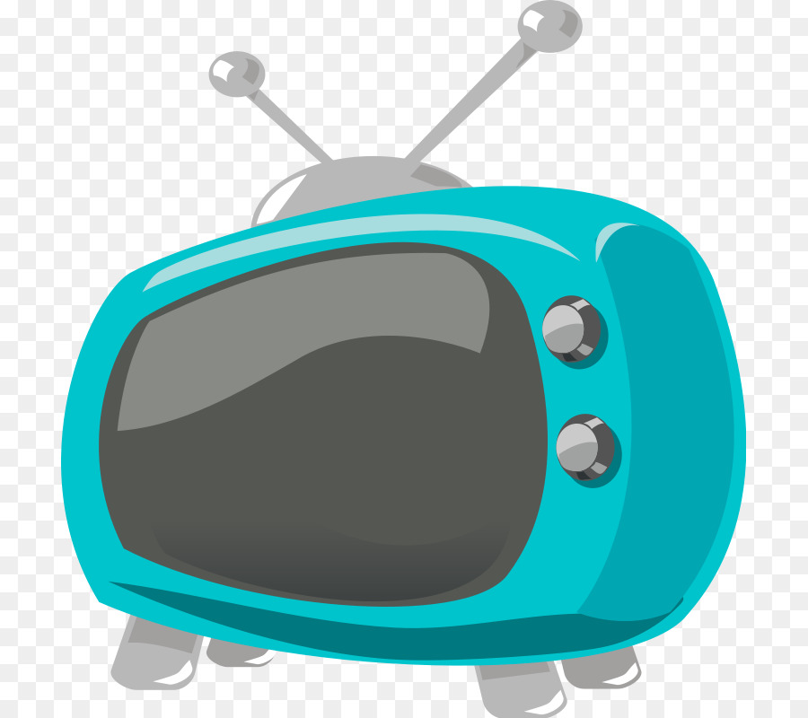 Tv animated. Cartoon background clipart television
