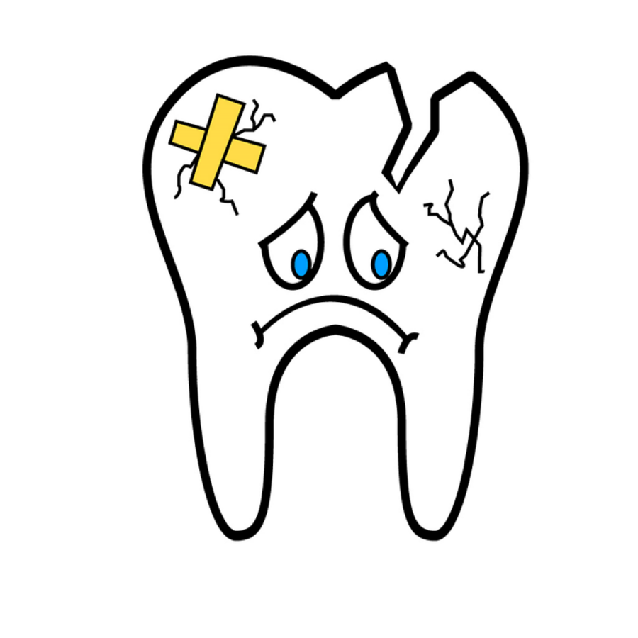 Download Sad Teeth Png Clipart Human Tooth Dentistry