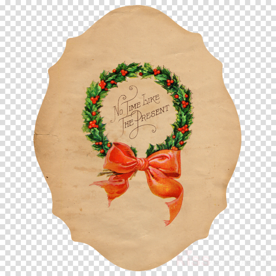 Christmas Day clipart Christmas Day Wreath