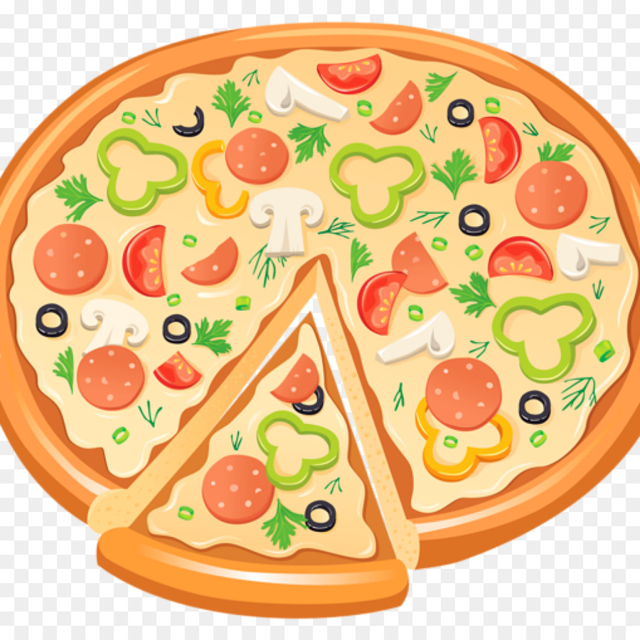 Food pizza. Margherita clipart cheese transparent