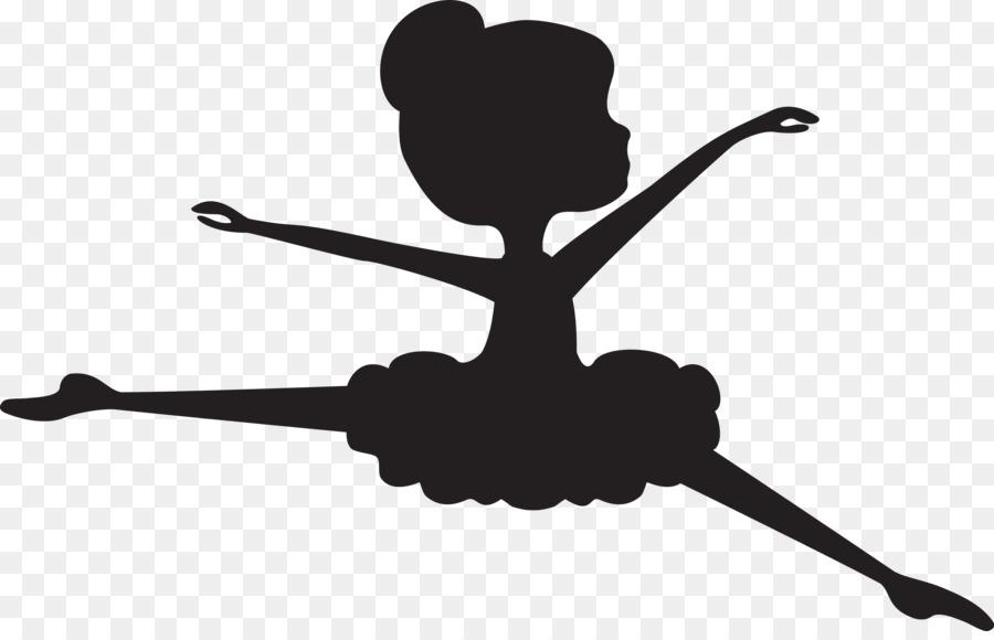 Silueta Silhouette Bailarina Ballet Freetoedit Clipart
