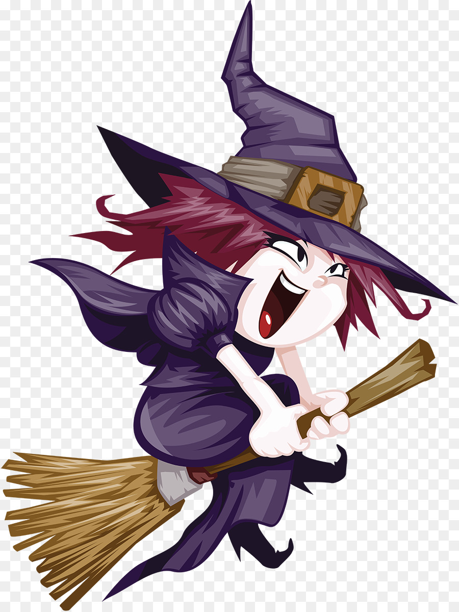 witch clipart Flying Witch Witchcraft Clip art