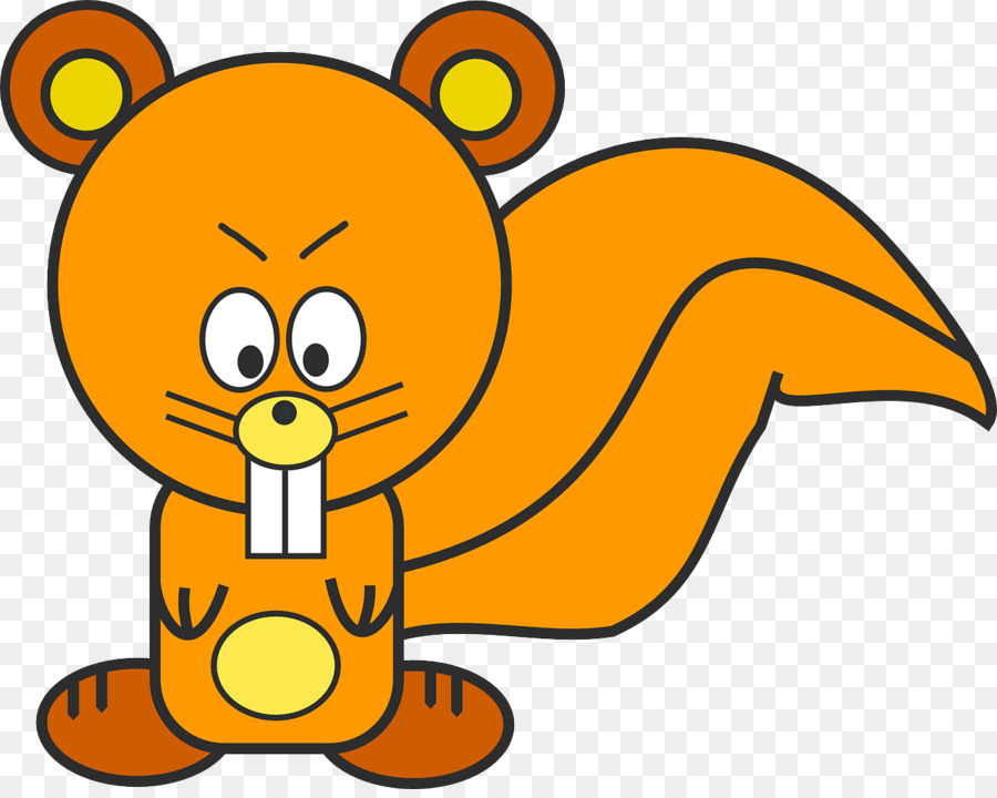cartoon squirrel clipart Squirrel Chipmunk Clip art