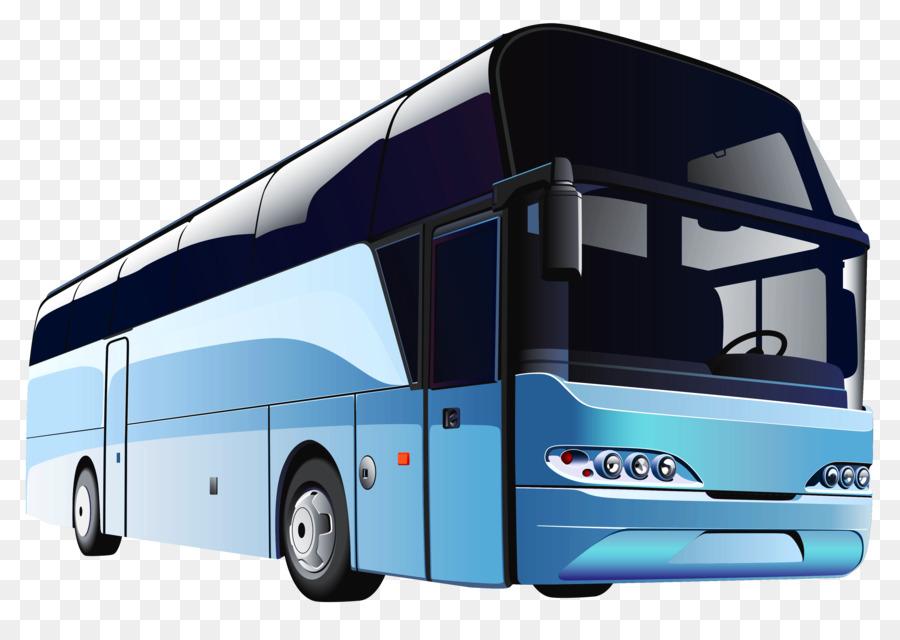 Bus Cartoon Clipart Bus Car Transport Transparent Clip Art