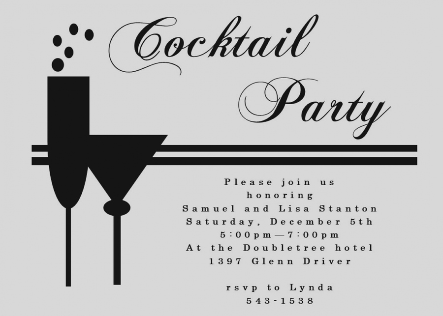 Wine Birthday Party Cocktail Text Font Design Png Clipart Free