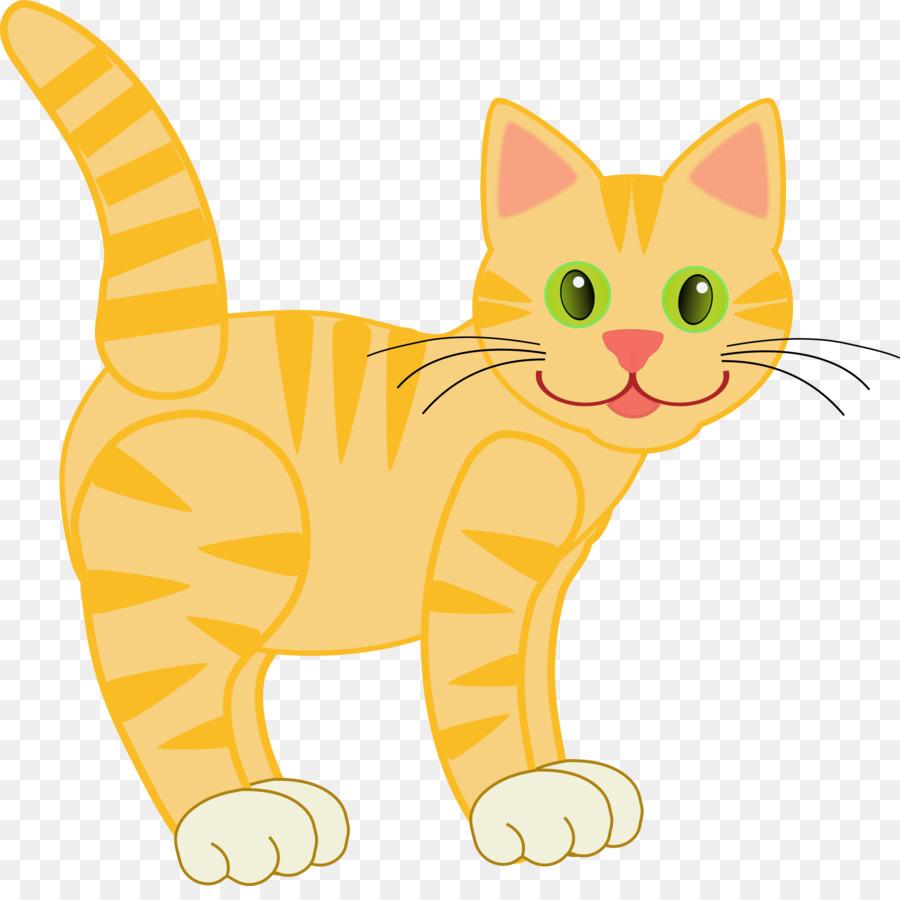 kitten cartoon clipart kitten cat yellow transparent clip art kitten cat yellow transparent clip art