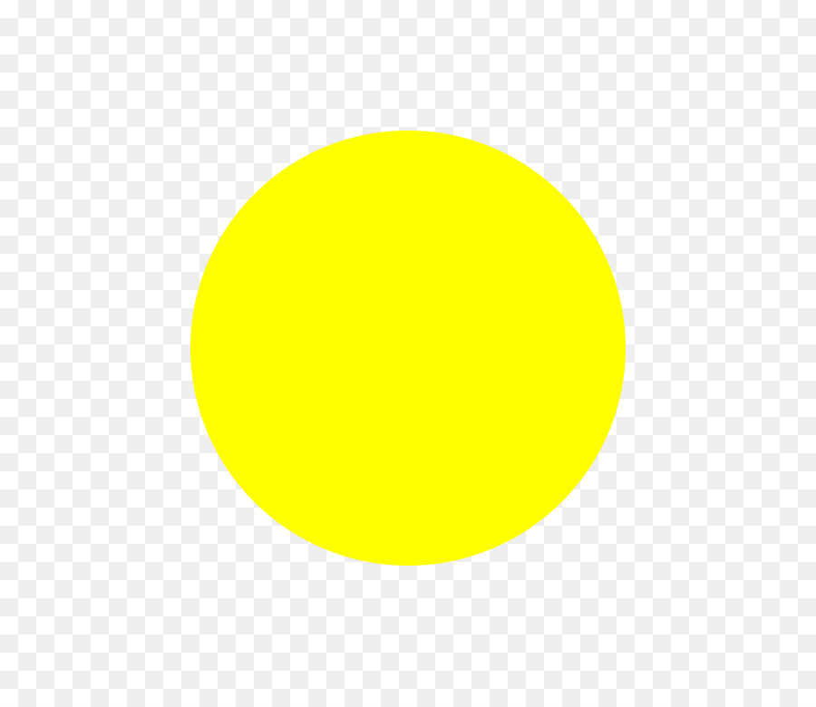 Yellow Color Circle Transparent Png Image Clipart Free Download