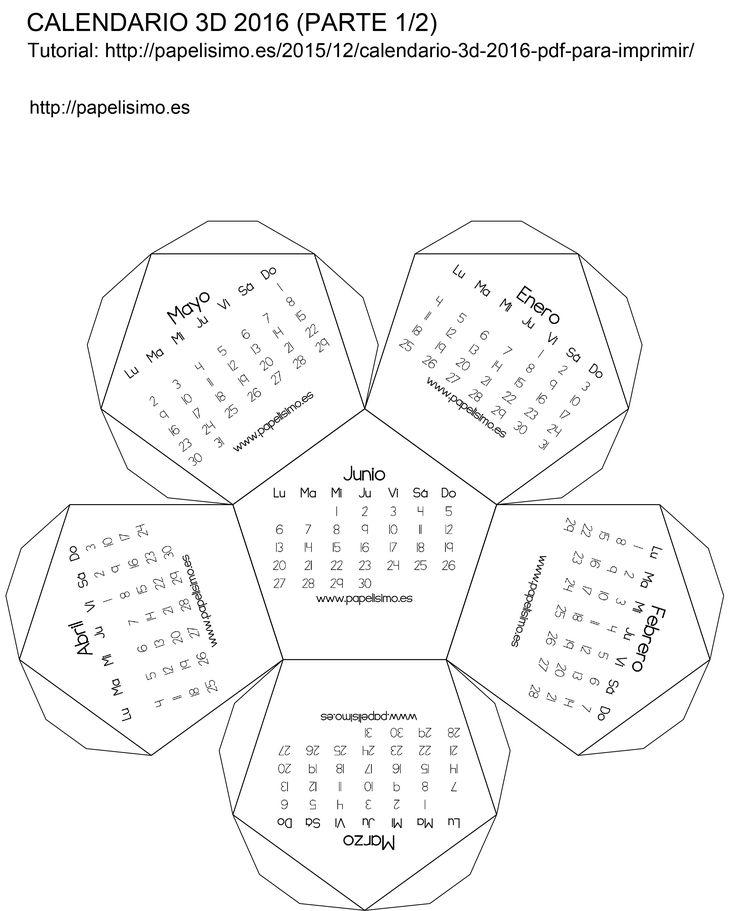 cubeecraft calendario 2018 clipart calendar paper 0