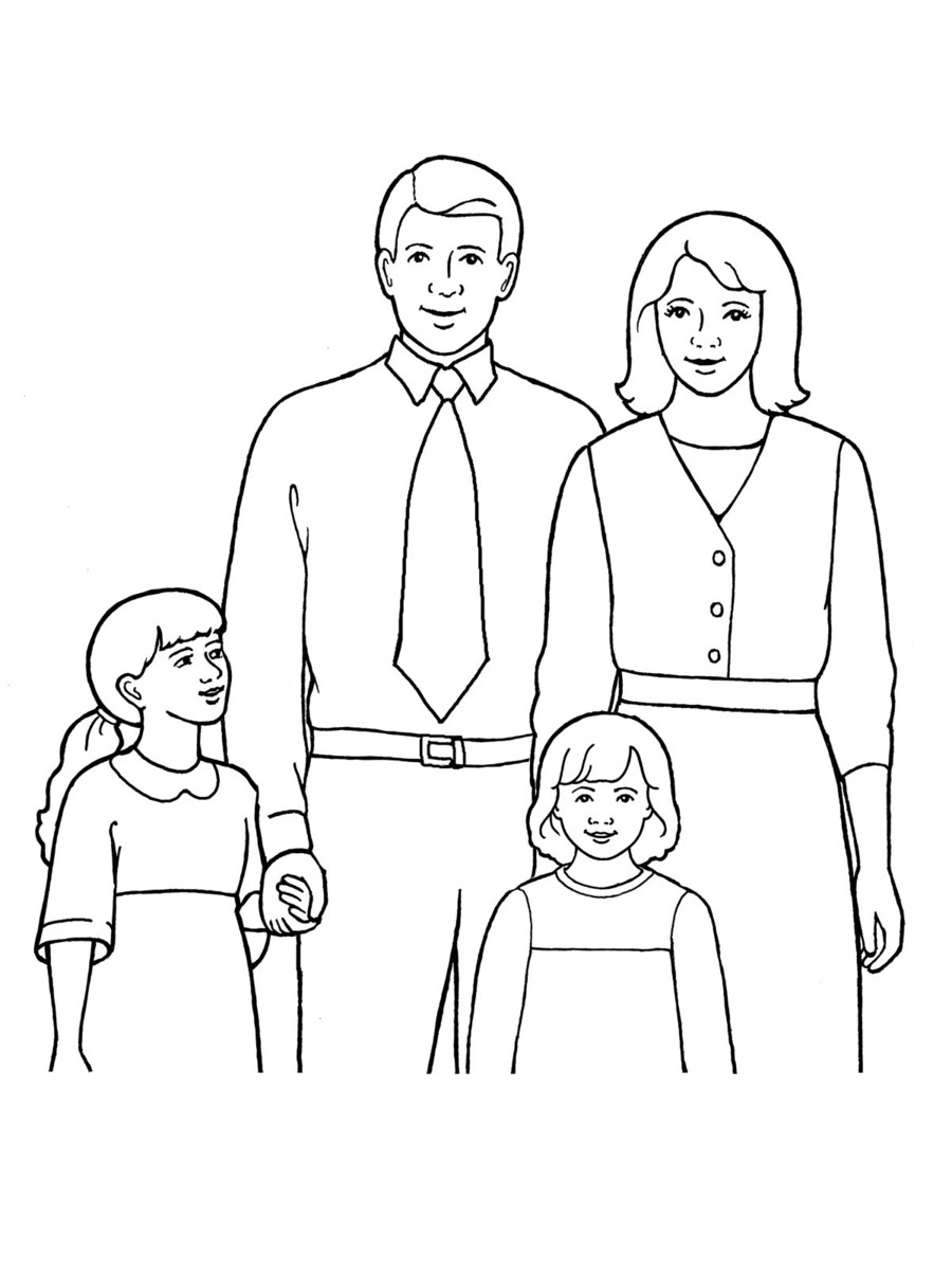 How To Draw People For Designing Clothes | Download Jesus With Children Clip Art Clipart Line Art Drawing