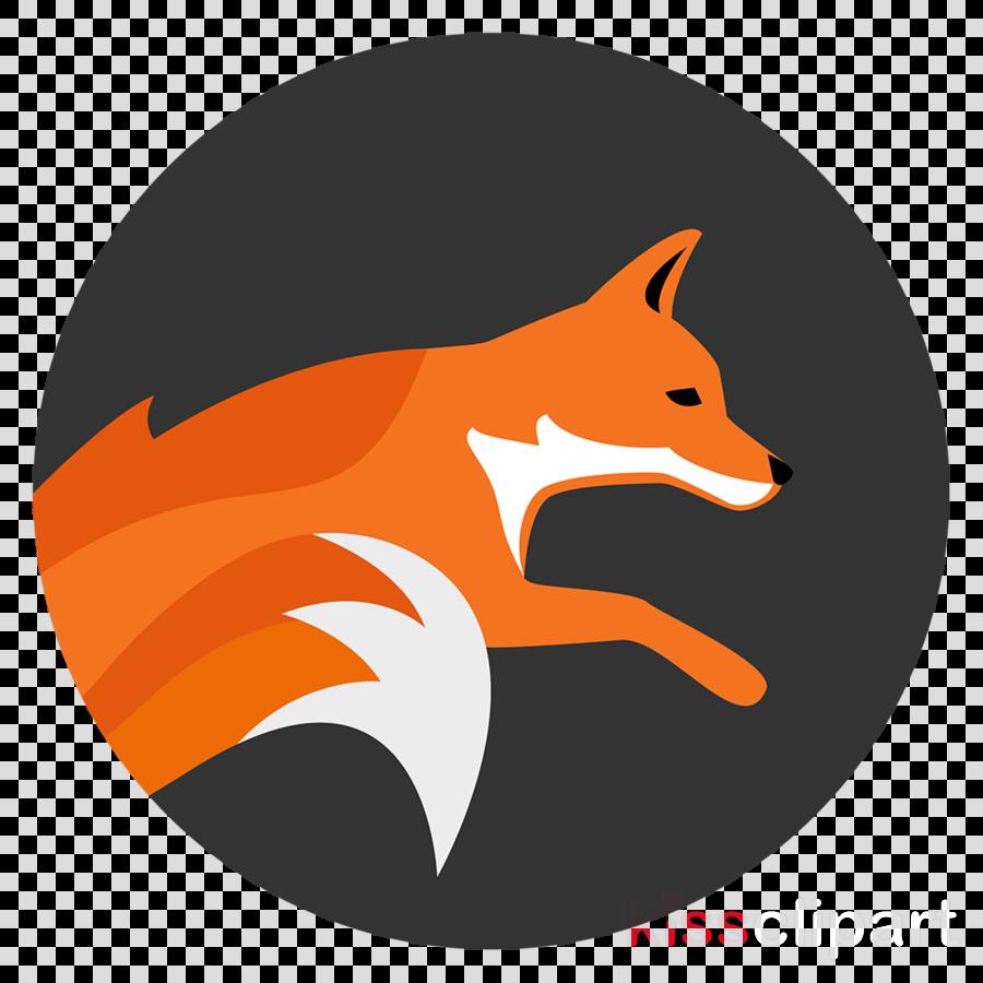 fox designs clipart Red fox Clip art