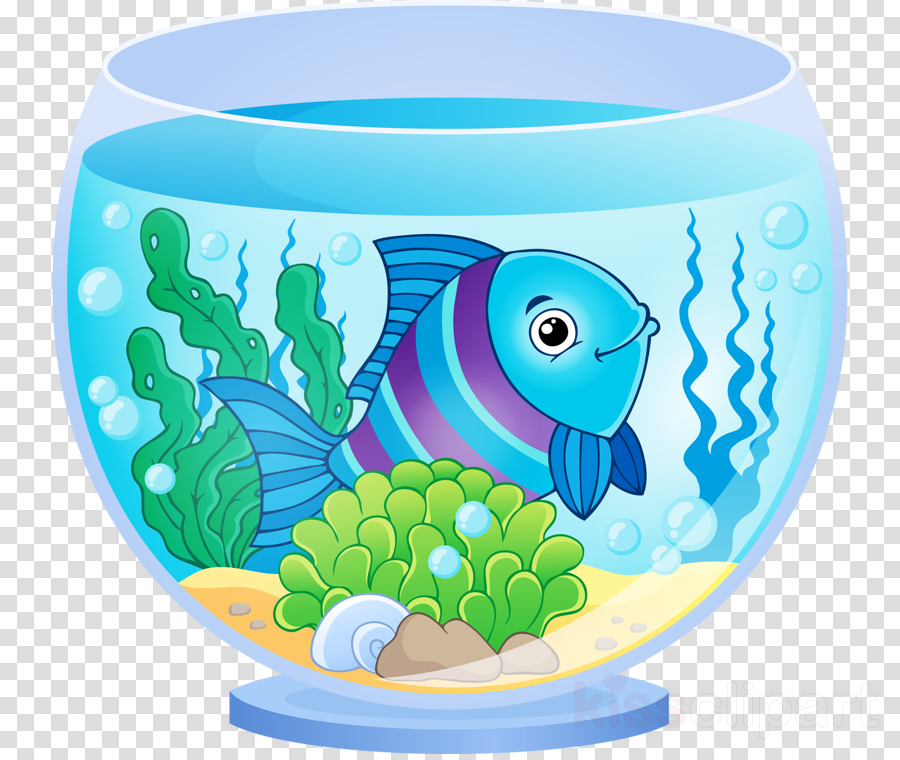 aquarium cartoon clipart Goldfish Aquarium Clip art
