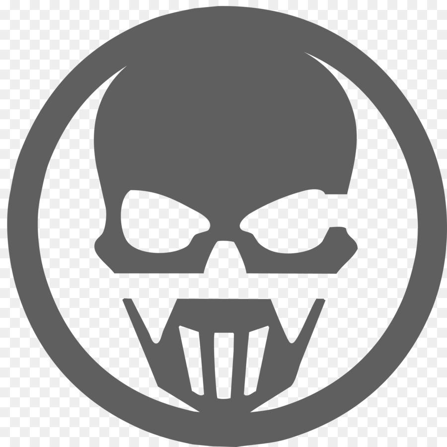 Skull Clipart Clipart Head Font Smile Transparent Clip Art