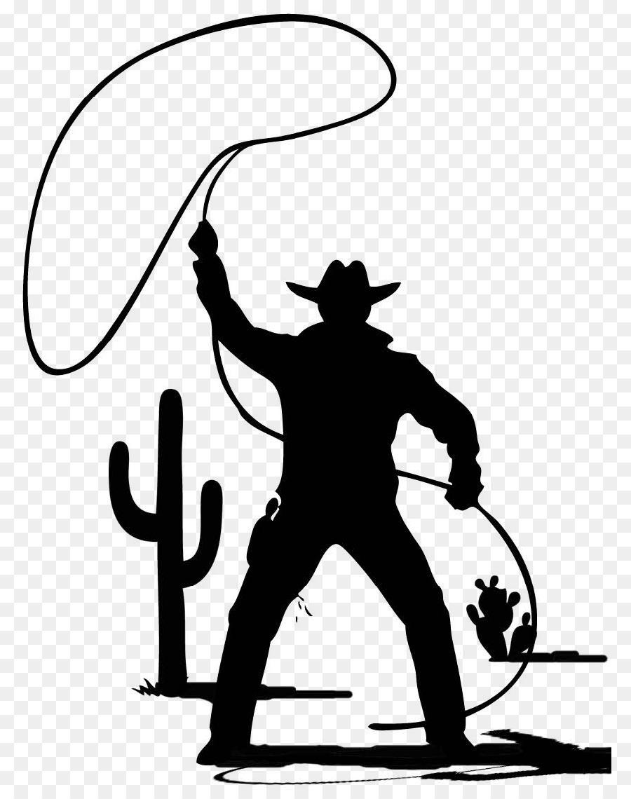 cowboy with lasso clipart Lasso Cowboy Clip art