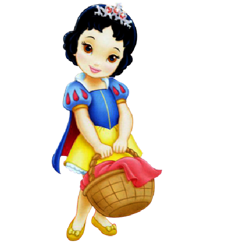 Download disney baby snow white clipart Snow White Ariel Princess ...