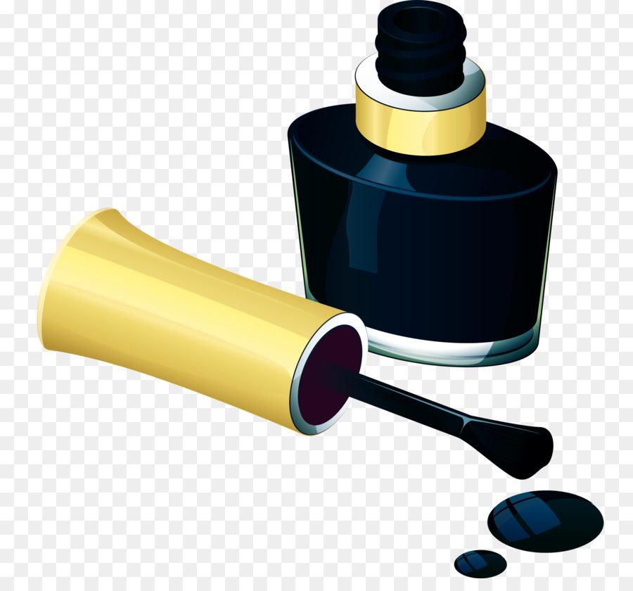 green nail polish clipart Nail Polish Clip art