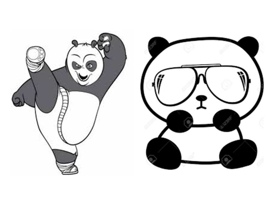 Download kung fu panda disegno clipart Giant panda Panda Love: The ...