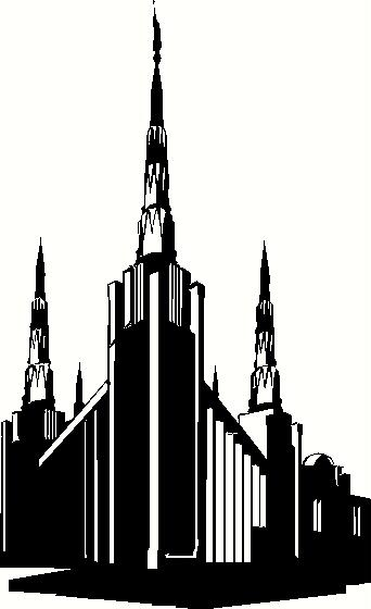 Download Portland Temple Clipart Portland Oregon Temple Salt Lake