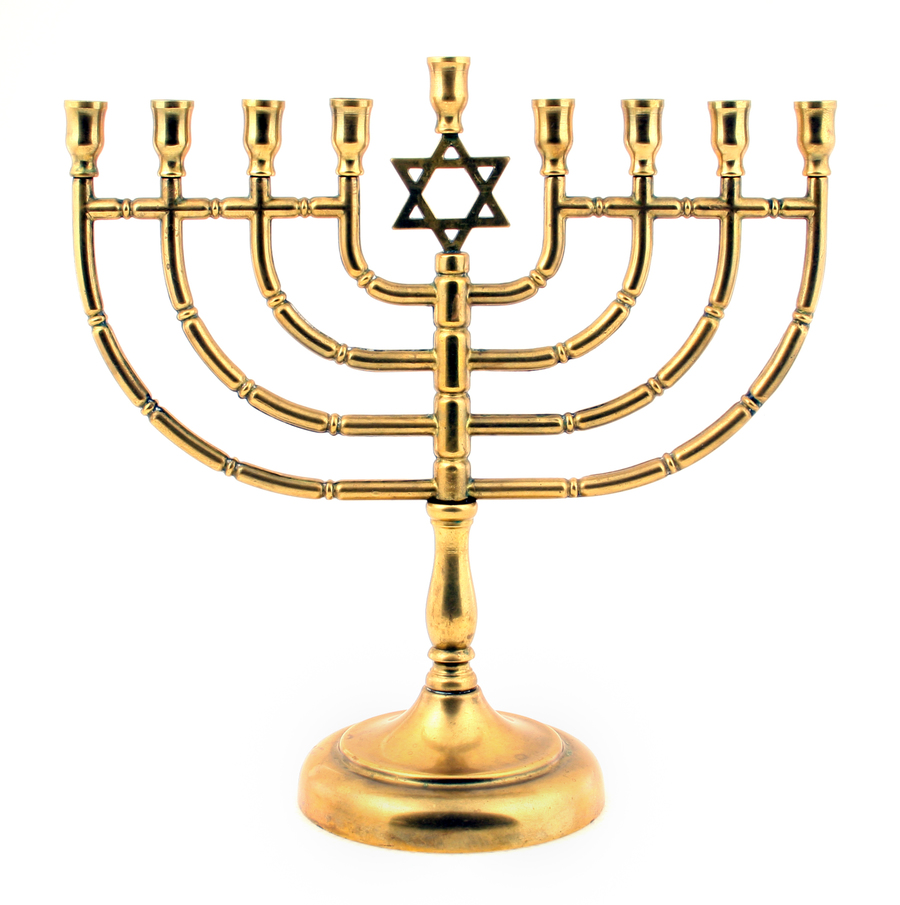Download jewish candles clipart Hanukkah Menorah Judaism | Candle ...
