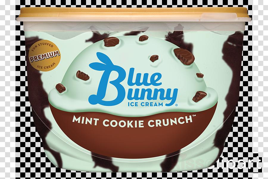 Blue Bunny Cherrific Cheesecake Clipart Ice Cream Sundae