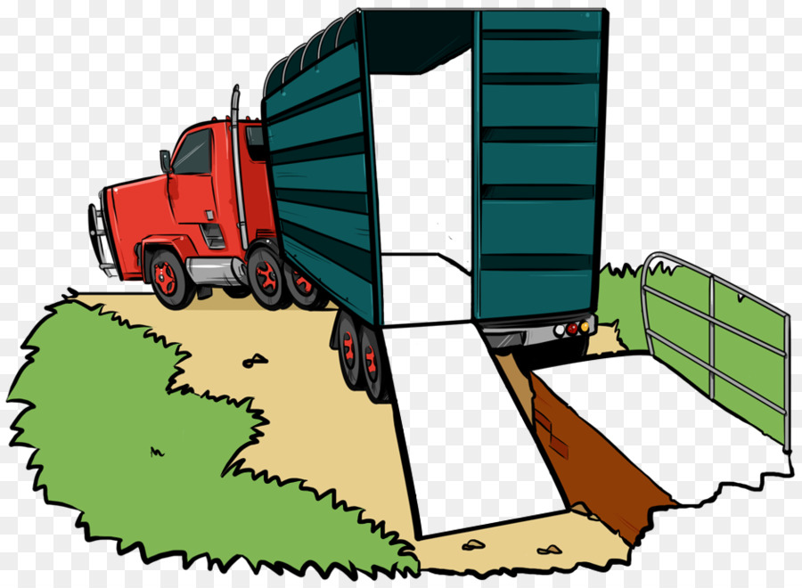 Image result for cattle truck cartoon