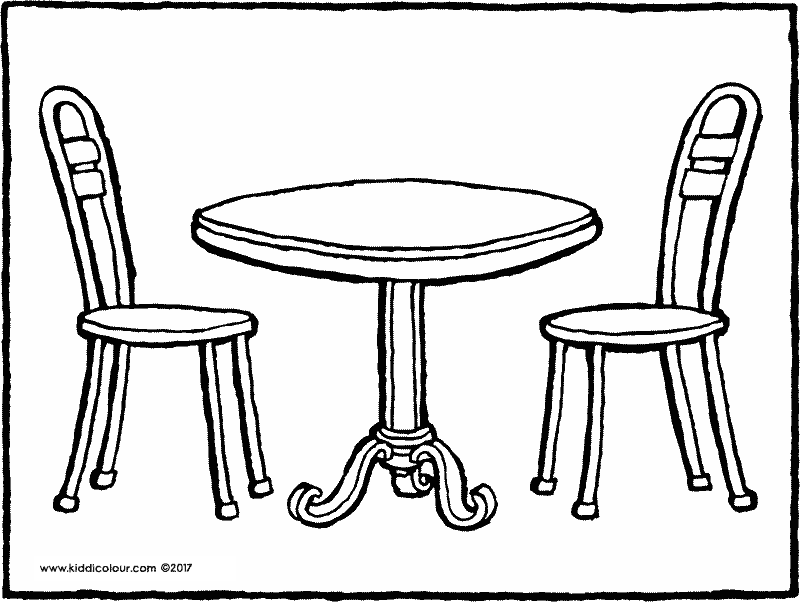 Phenomenal Book Black And White Clipart Table Chair Drawing Pdpeps Interior Chair Design Pdpepsorg