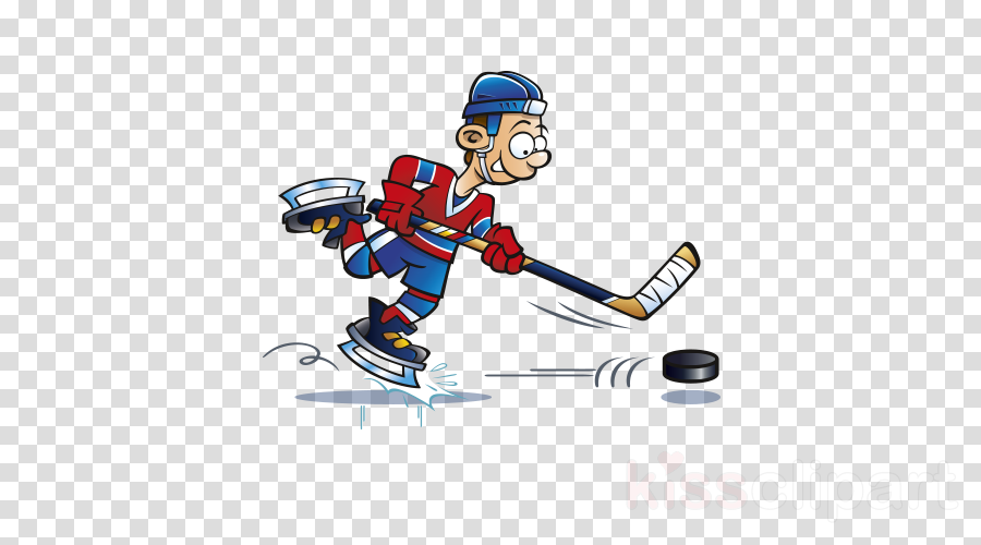 Hockey Cartoon Line Transparent Png Image Clipart Free Download