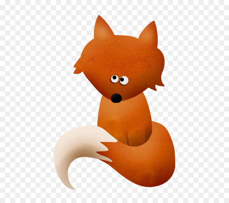 Fox clipart Red fox