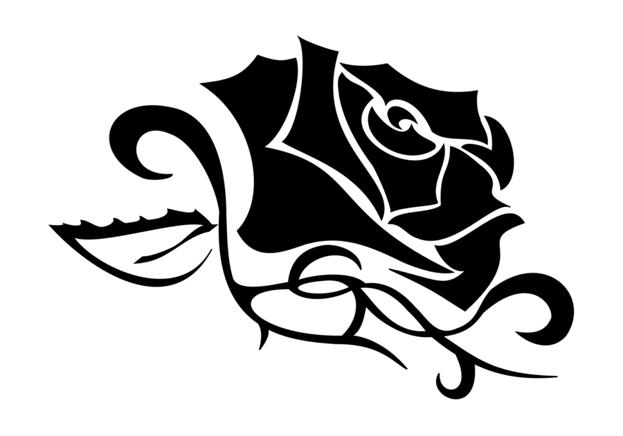 Black And White Flowertransparent Png Image & Clipart Free Download Black And White Flowertransparent png image & clipart free download Tattoos And Body Art tattoo clipart