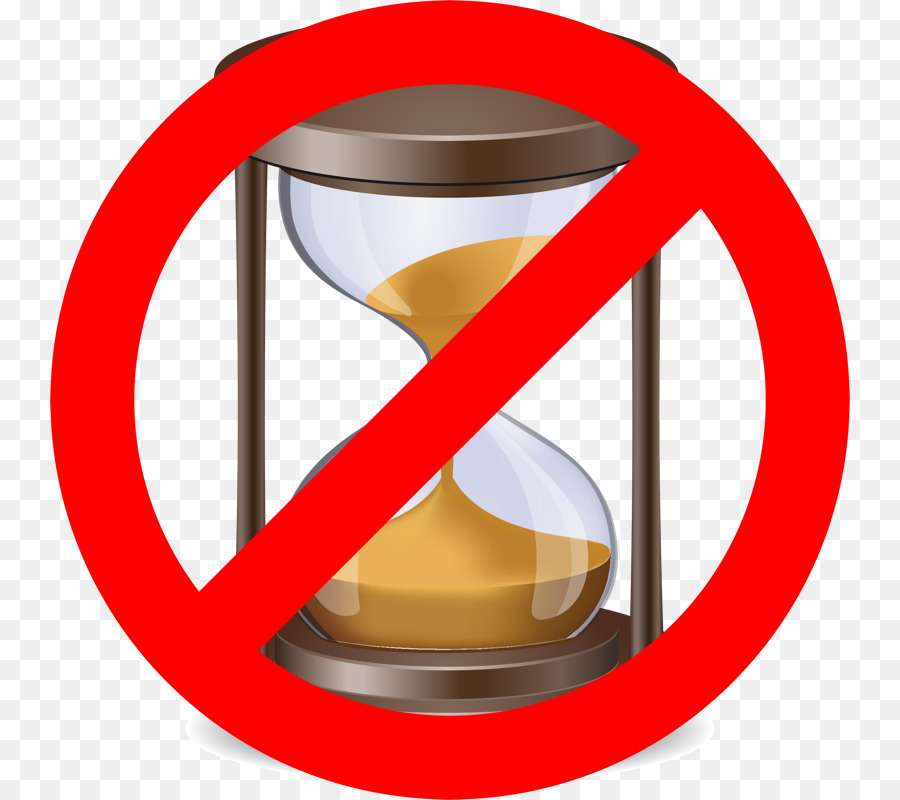 no time png clipart Hourglass Clip art