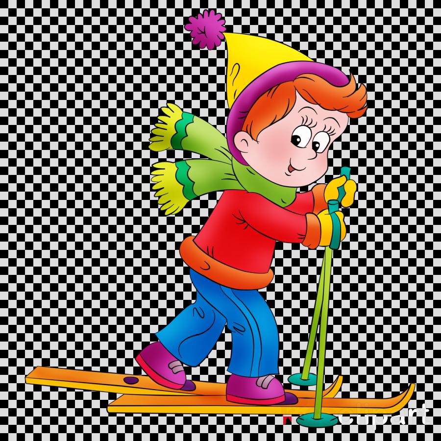 winter clothes clipart Winter sport Clip art