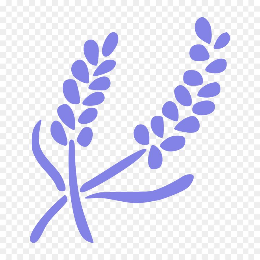 Lavender clipart Essential oil English lavender Aromatherapy