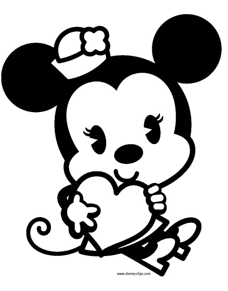 Download stuck on you! [book] clipart Minnie Mouse Winnie-the-Pooh ...