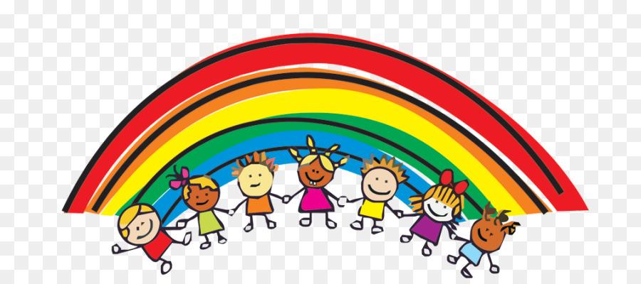 Download Cartoon Rainbow