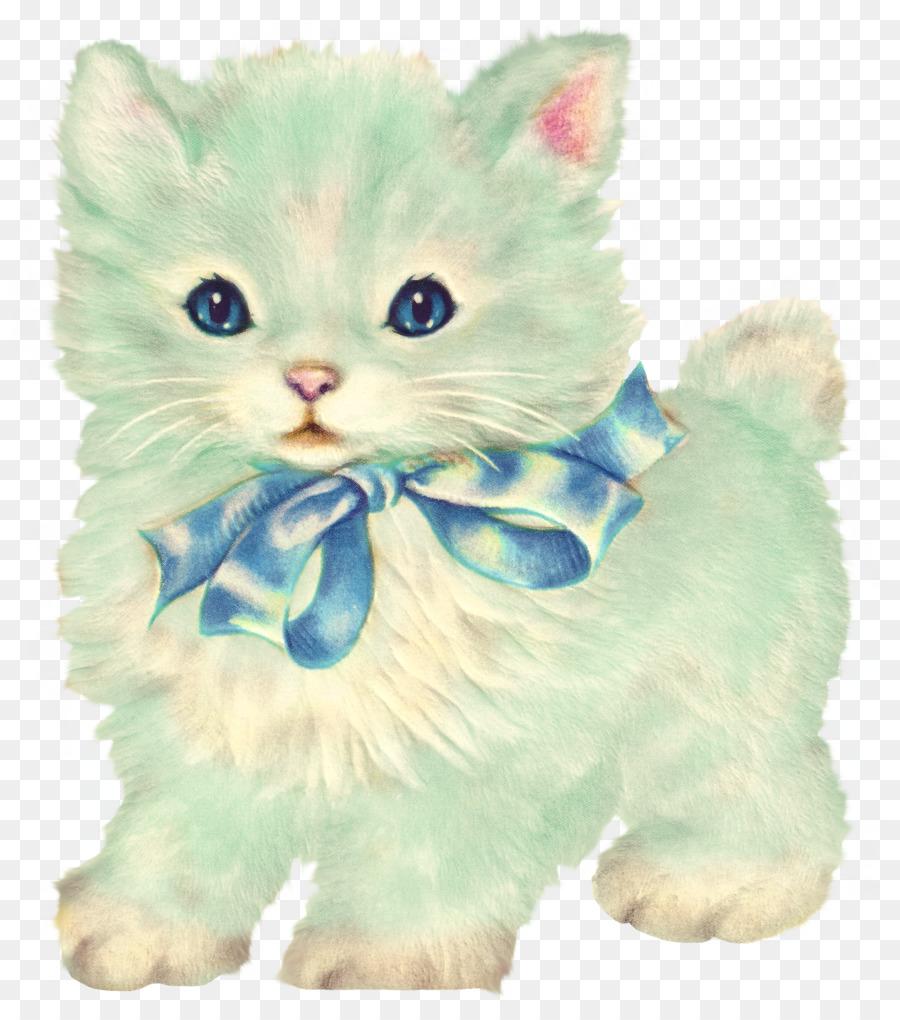 valentine kitty clipart Kitten Persian cat Clip art