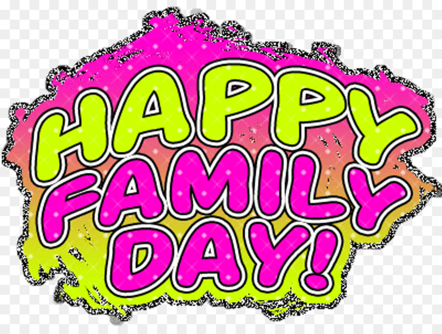 happy family day message clipart Family Day