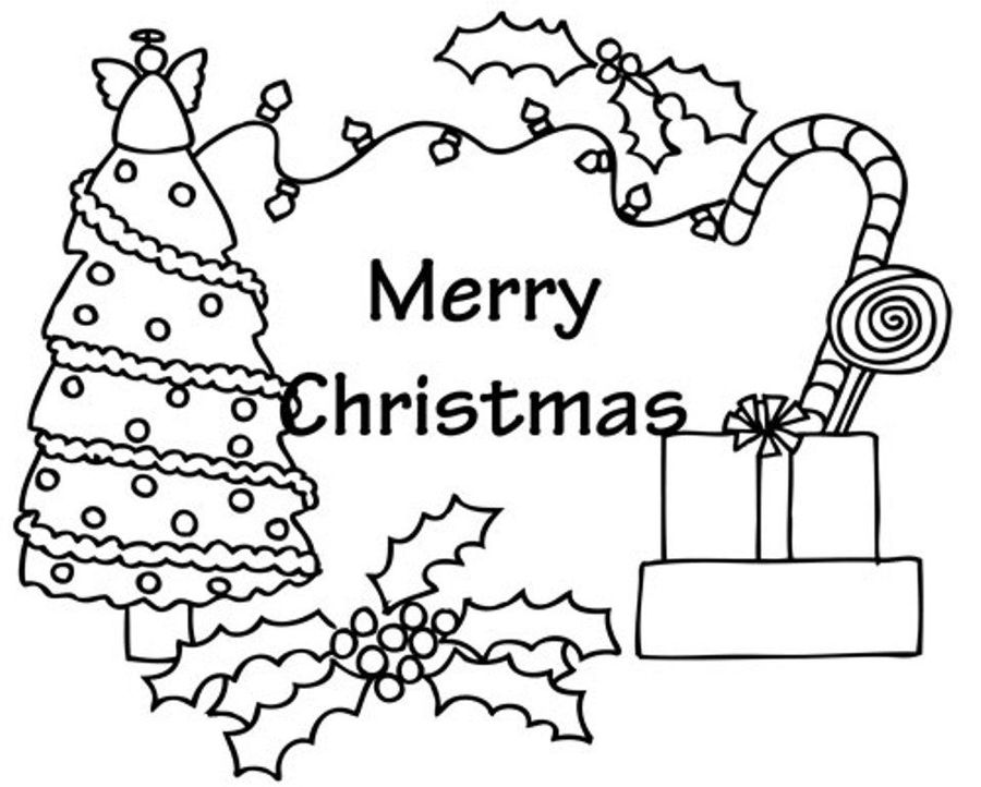 merry christmas for coloring clipart coloring book colouring pages santa claus
