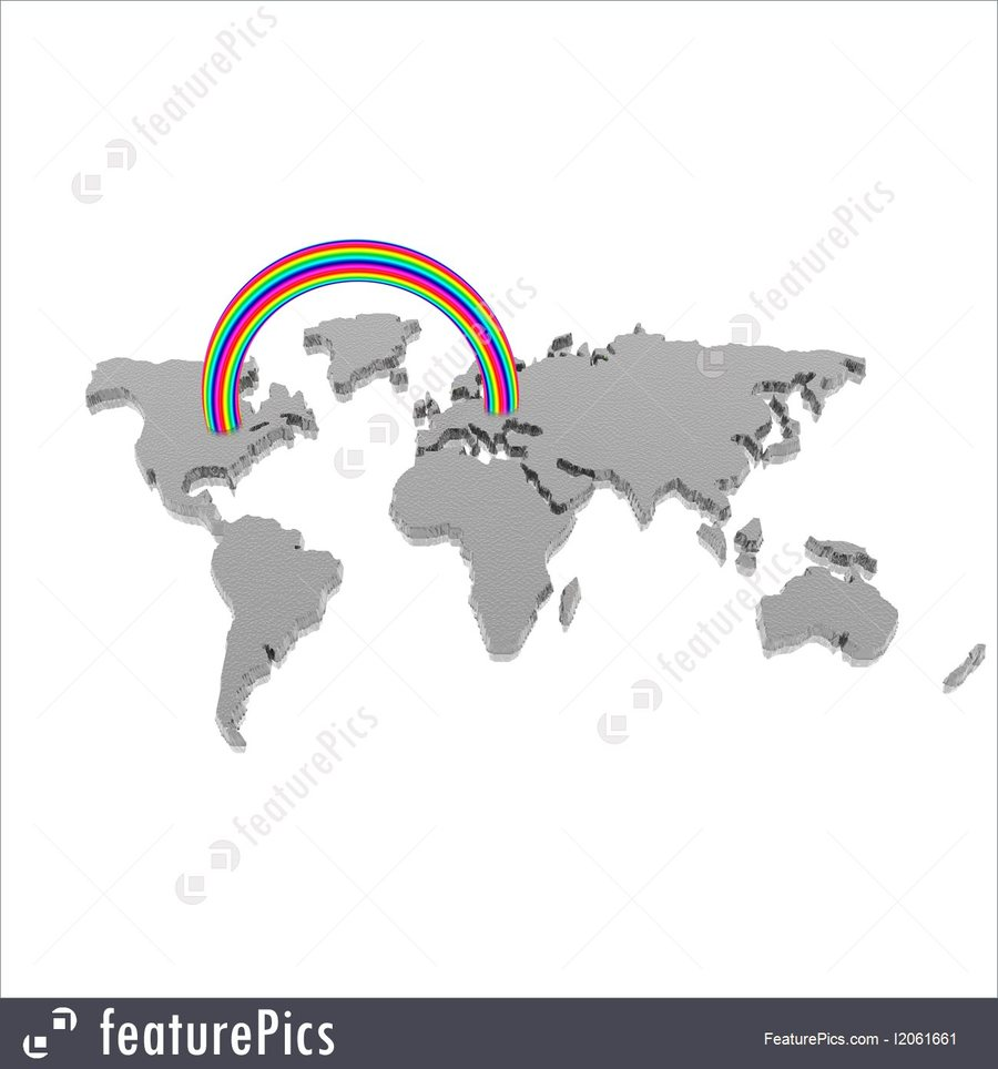 Download world map stencil large clipart World map Globe | World ...
