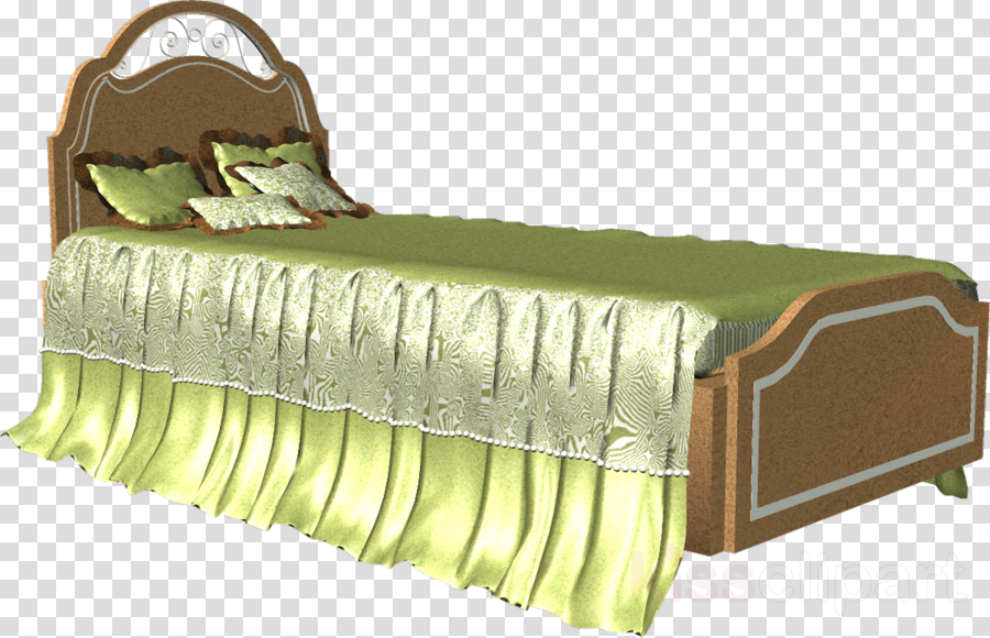 bed frame clipart Bed frame Couch Mattress
