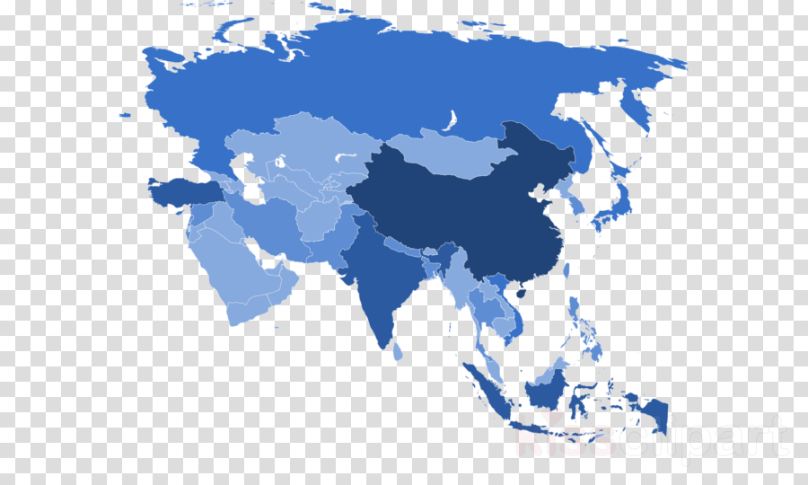 Map, World, Blue, transparent png image & clipart free download