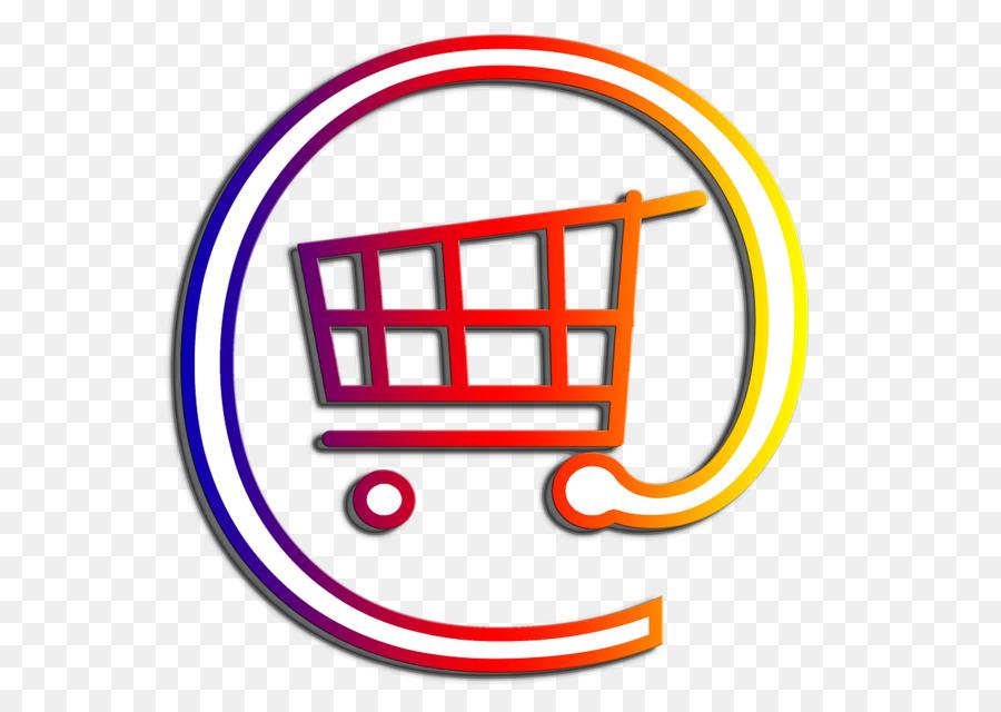 Shopping Cart Icon Background