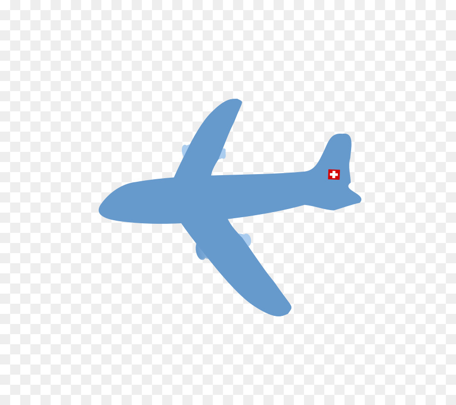 Flying Airplane Clip Art